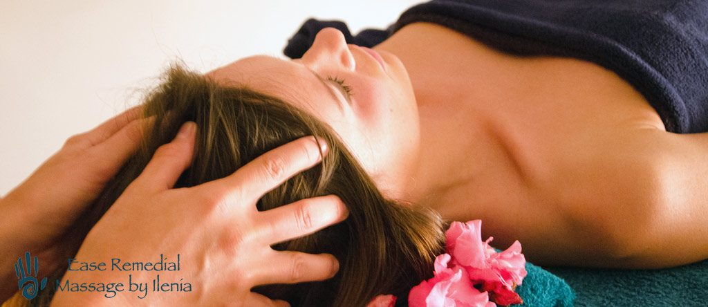 Aromatherapy Head Massage Header Image