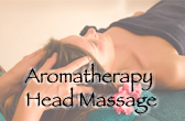 Aromatherapy Head Massage